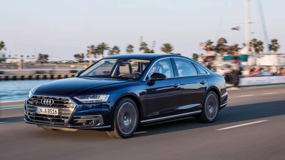 خودروی A8 L Audi