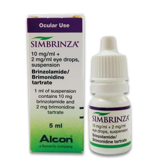 داروی سیمبرینزا: معرفی ویژگیها، نحوه مصرف و عوارض جانبی دارو