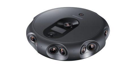 معرفی دوربین 360 درجه سامسونگ
