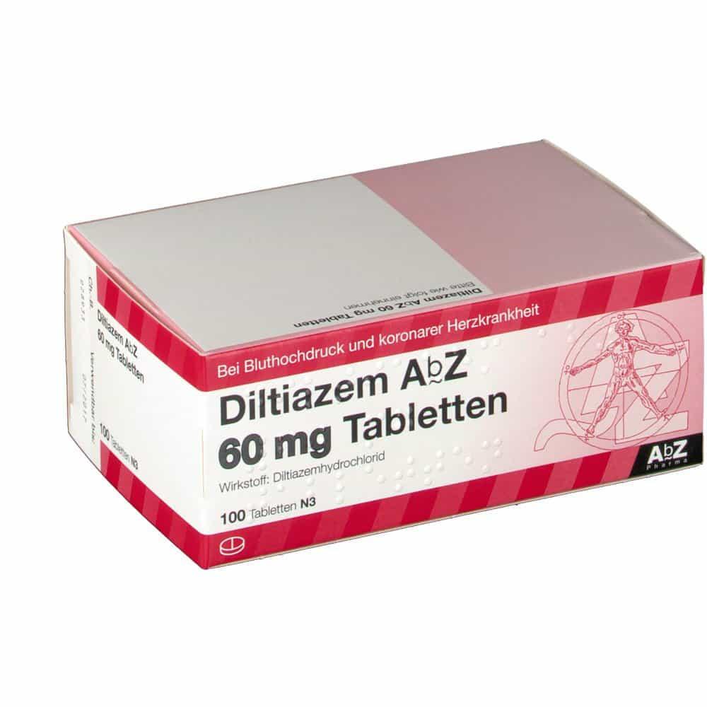 معرفی کامل داروی دیلتیازم (Diltiazem) برای درمان فشار خون بالا