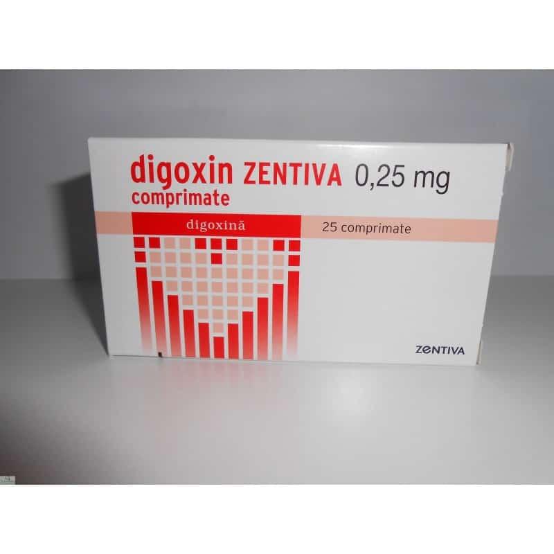 معرفی کامل داروی دیگوکسین (digoxin) – درمان اختلالات قلبی