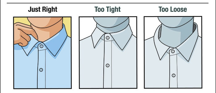 راهنمای انتخاب پیراهن رسمی مردانه
