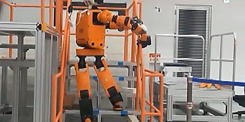 معرفی ربات E2-DR