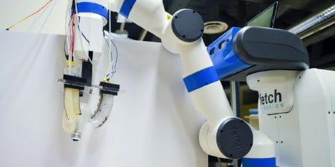 معرفی ربات Emma