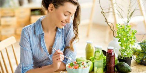 غذایی کم پسماند