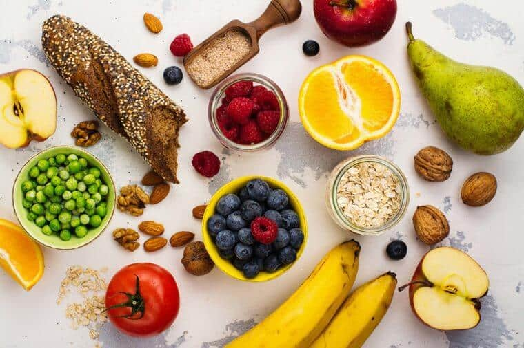 رژیم غذایی کم پسماند