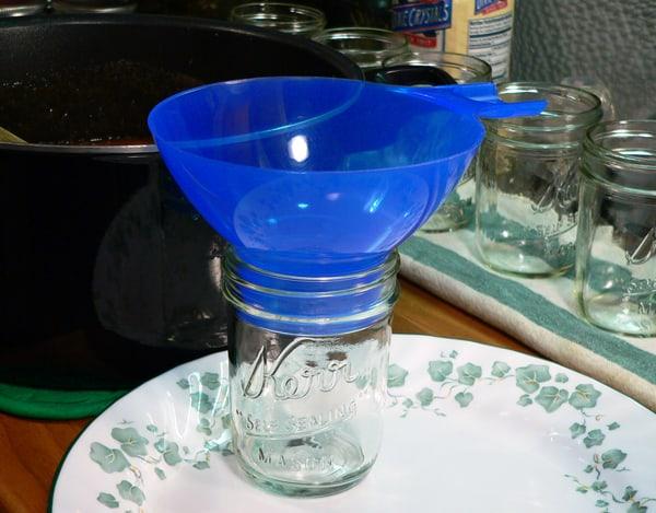 آماده کردن شیشه مربا