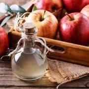 کاهش وزن با سرکه سیب