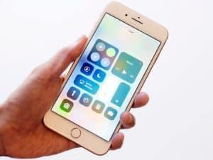 وضعیت بلوتوث و وای فای در سیستم عامل جدید iOS 11