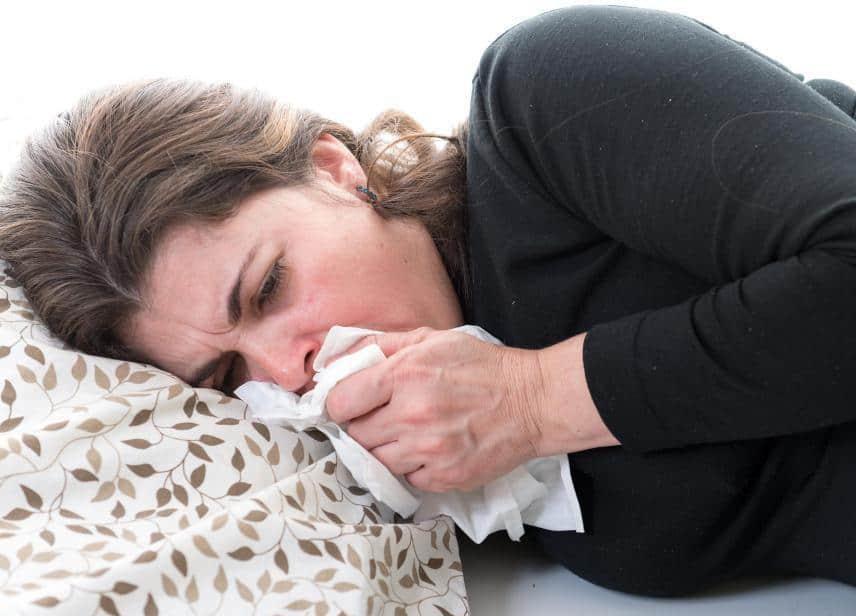 علائم ابتلا به بیماری آمفیزم
