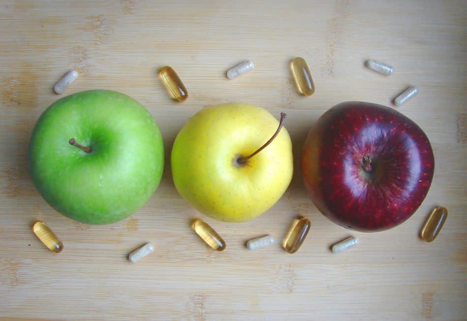 نشانههای کمبود ویتامین