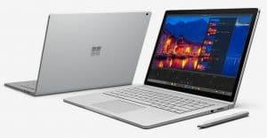 خواص ویژه نوت بوک های جدید Microsoft