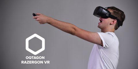 معرفی هدست واقعیت مجازی Razergon VR