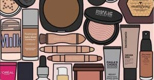 همه محصولات آرایشی و بهداشتی که خانمها باید داشته باشند