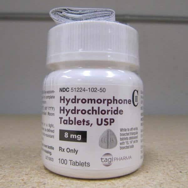 هیدرومورفون یک داروی مسکن است