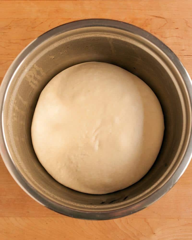 ور آمدن خمیر نان