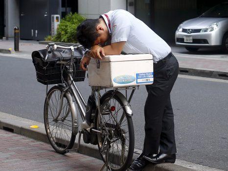 فرهنگ کار زیاد در ژاپن