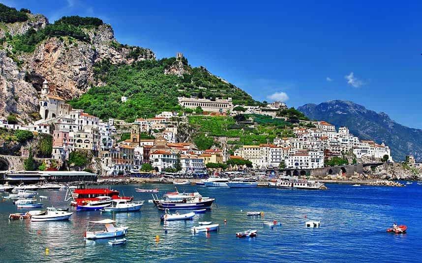 سواحل آمالفی (Amalfi Coast)