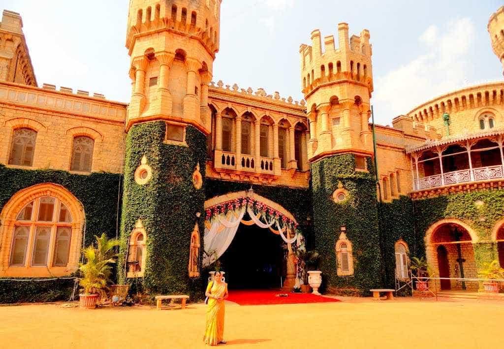 بنگلور یکی از معروف ترین شهرهای هند است.