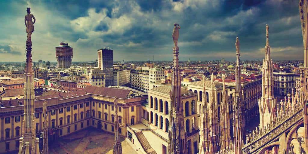 مهم ترین مرکز تجارت و کسب و کار در کشور ایتالیا
