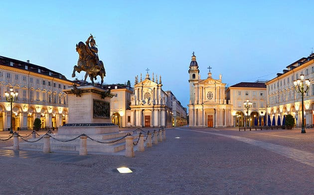 تورین، اولین پایتخت ایتالیا