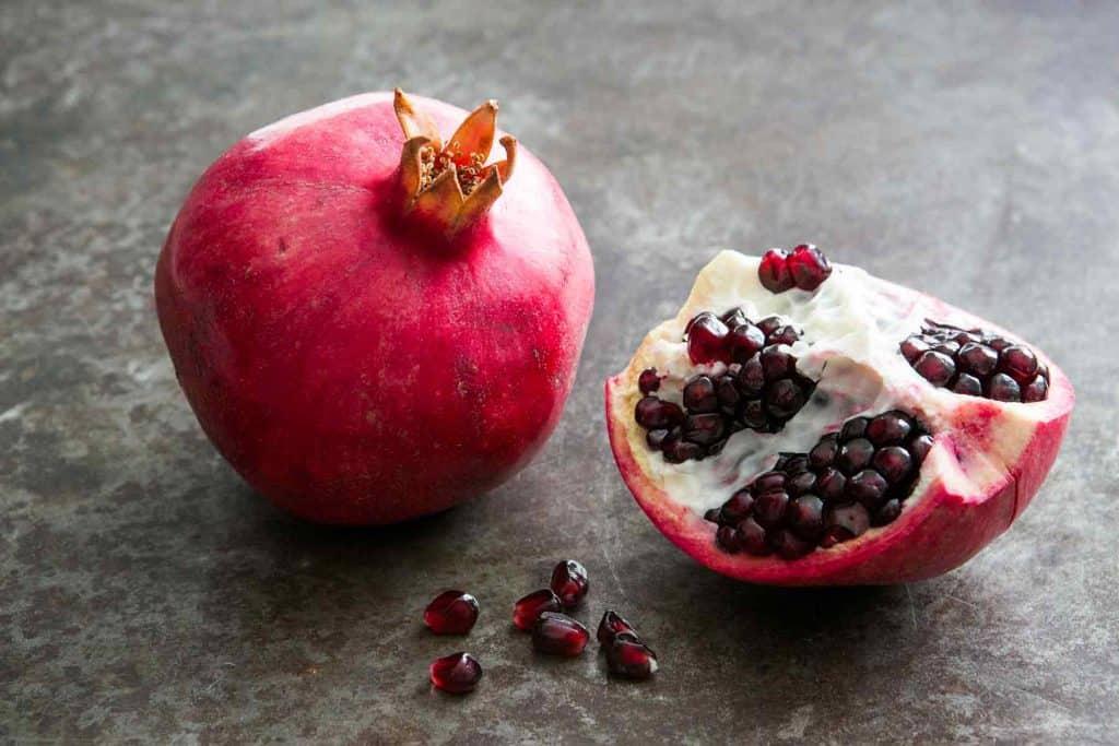 انار منبعی خوب برای تامین ریز مغذی پتاسیم