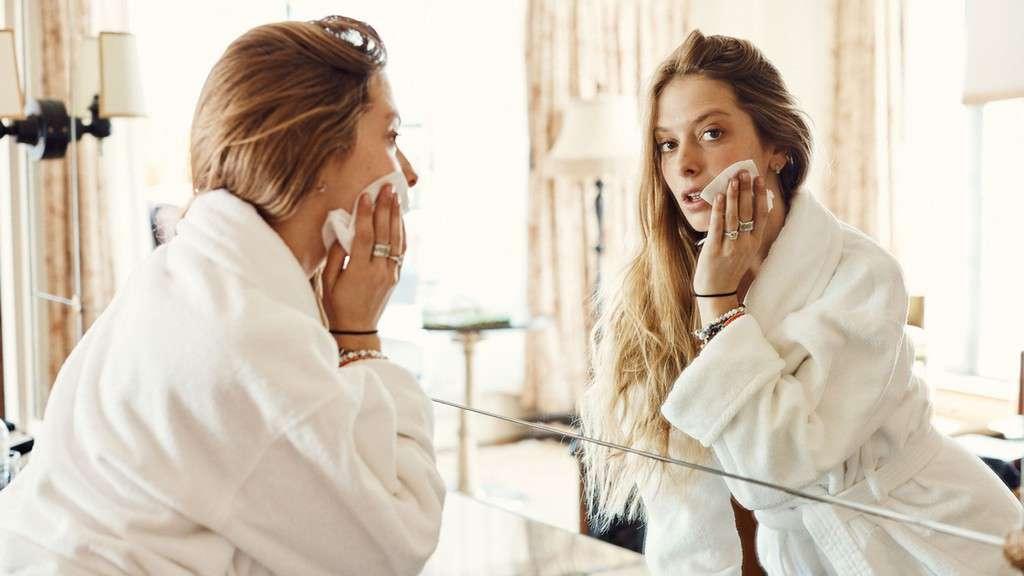 روشهای مراقبت پوست برای خواب بهتر