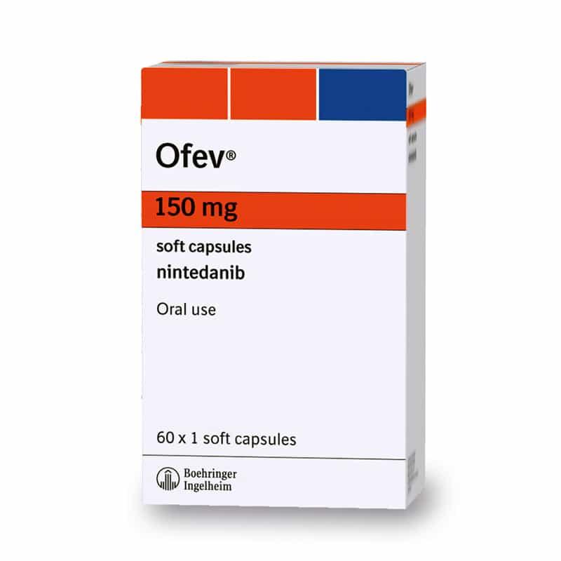 داروی اوفو (Ofev) و نگاهی جامع به اثرات و عوارض جانبی این دارو