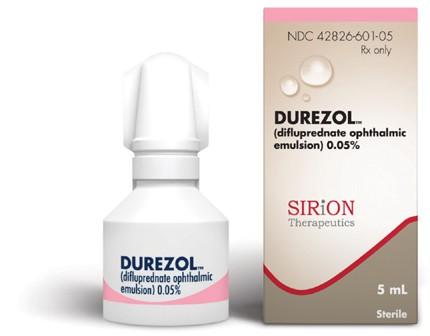 معرفی کامل قطره چشمی دورزول (Durezole) ؛ درمان درد و تورم چشم