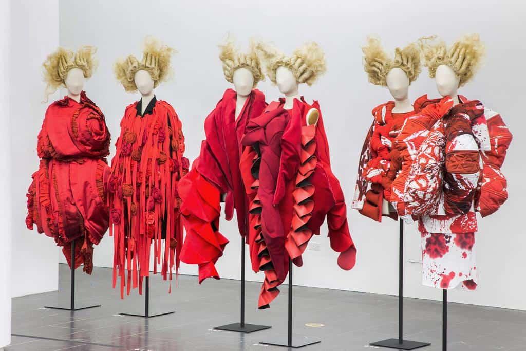 ری کاواکوبو طراح لباس