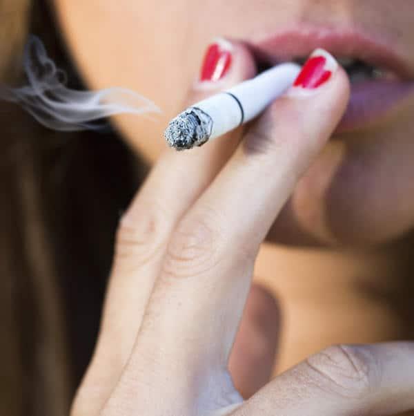 سیگار و اثر آن در لخته شدن خون