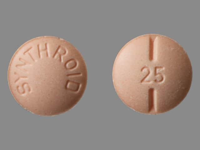 عوارض جانبی داروی سینتروید