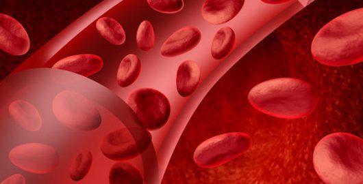 عارضه لخته شدن خون