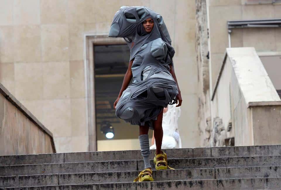 لباسهای عجیب و غریب ریک اونز