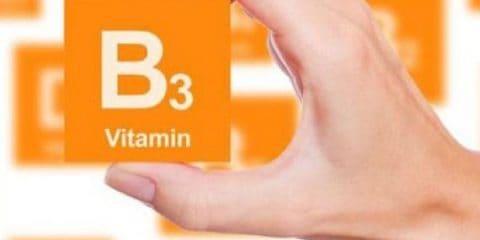 معرفی ویتامین B3