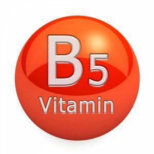 معرفی ویتامین B5