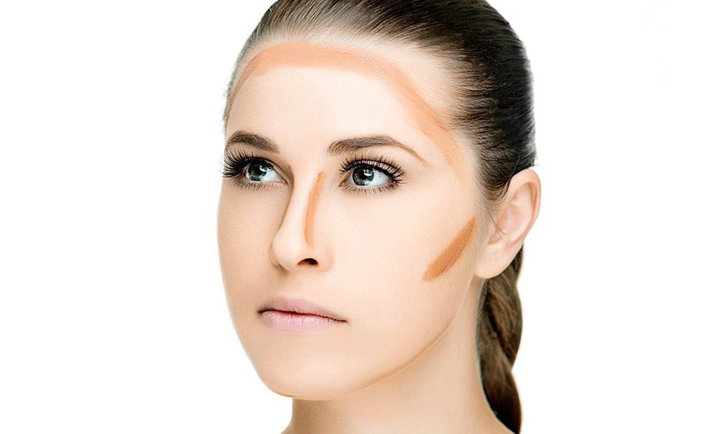 آرایش مناسب فرم صورت خود را با این روش انتخاب کنید