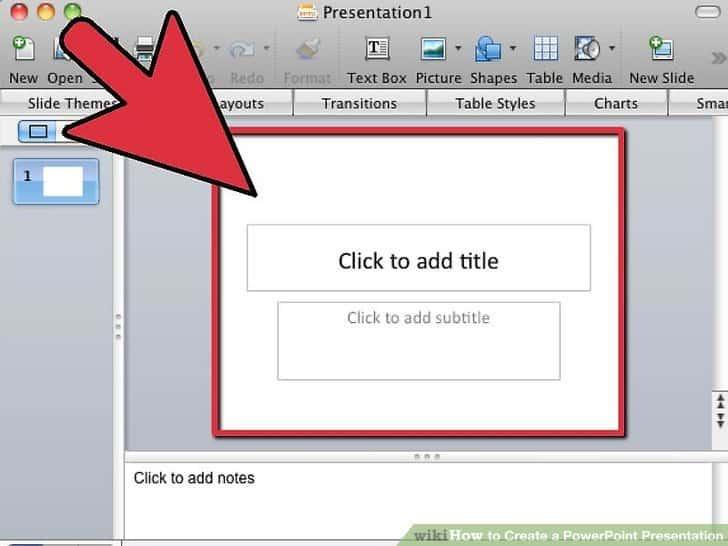 قبل از اینکه شروع به ساختن اسلایدهای پاورپوینت کنید، هدف خود را از ارائه تان به طور واضح بدانید.