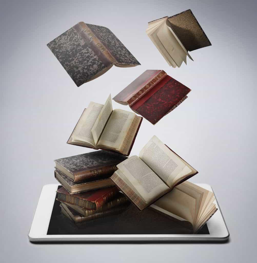 اپلیکشین کتابخوان