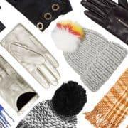 اکسسوریهای زمستانی ضروری که همه خانمها به آنها نیاز دارند