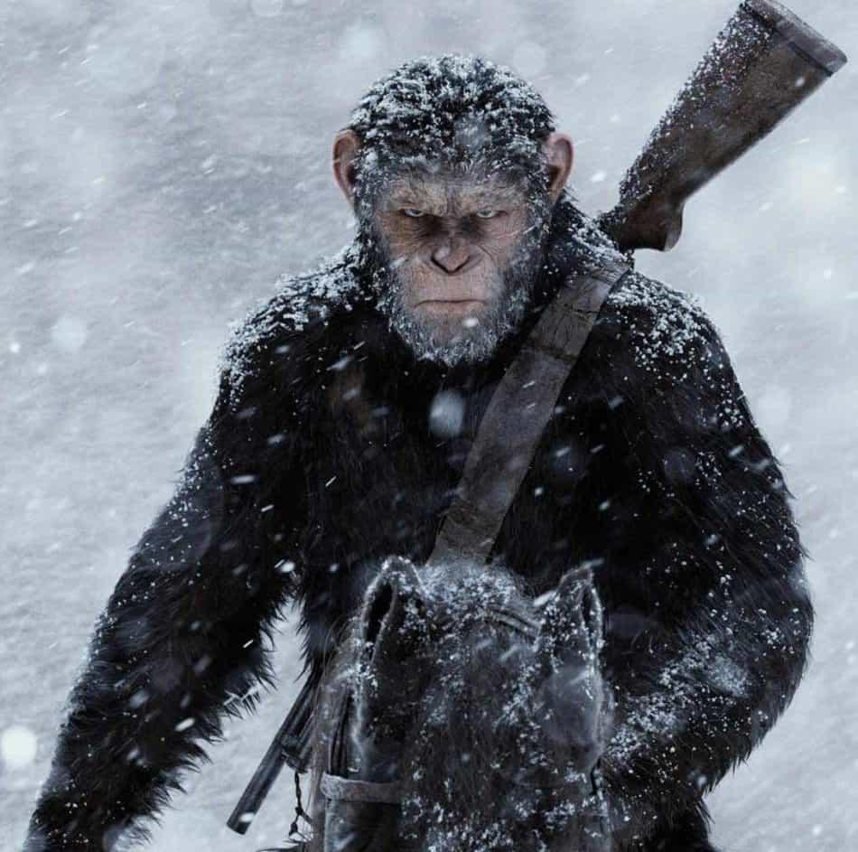 معرفی فیلم جنگ برای سیاره میمونها