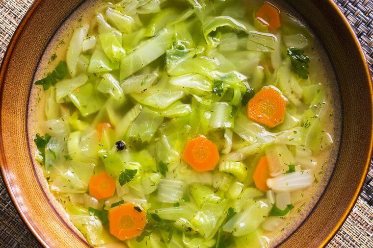 رژیم سوپ کلم و ۱۰ نکته مهم که باید درباره این رژیم غذایی بدانید