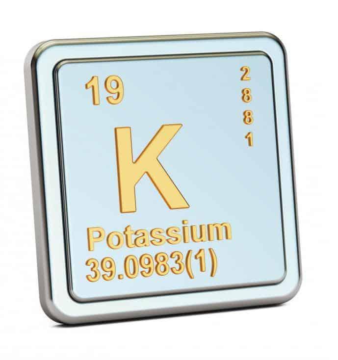 ریز مغذی پتاسیم و معرفی ۱۰ ماده غذایی غنی از این عنصر پرکاربرد