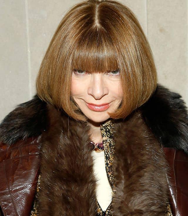 آنا وینتر سربیر مجله ووگ