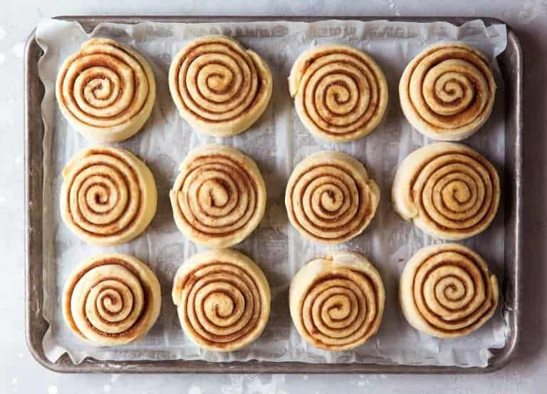 نان رول دارچینی سینابون