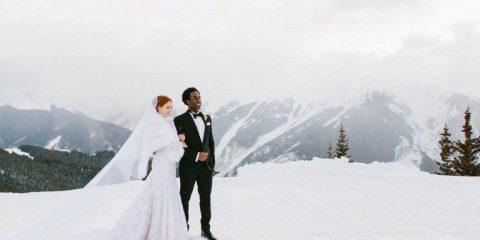نکاتی که برای آماده شدن برای یک عروسی زمستانی لازم است بدانید