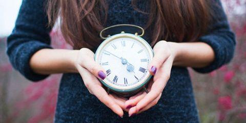 هدر دادن وقت