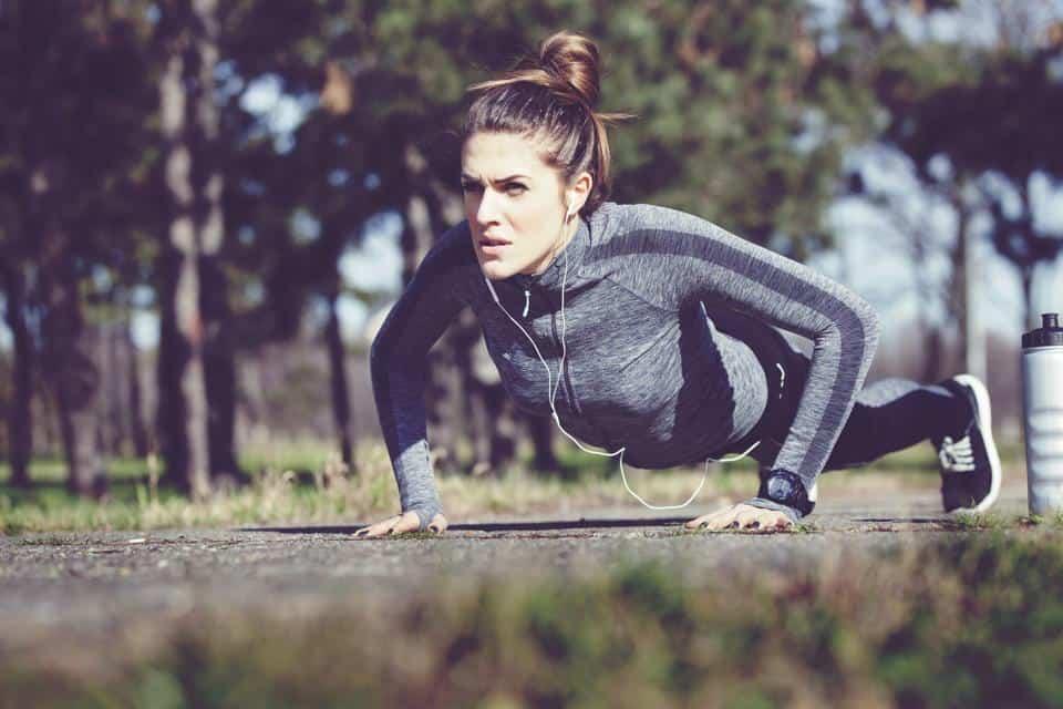 آمادگی جسمانی زنان