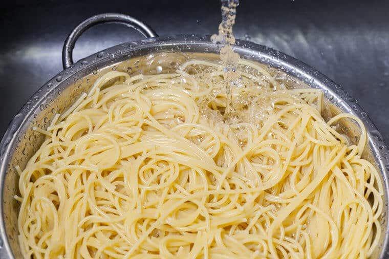 روشهای درست پخت پاستا
