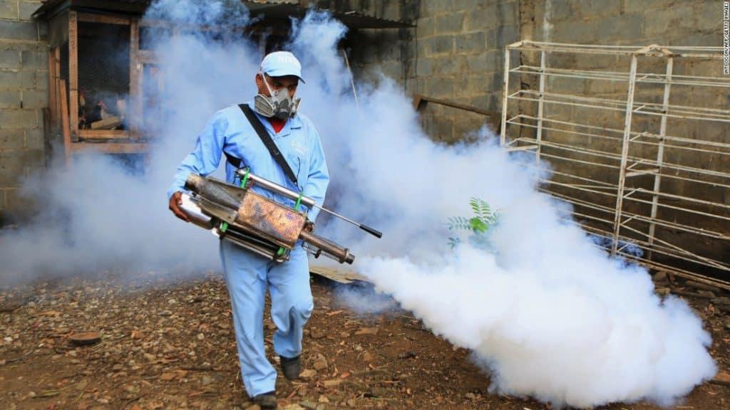 پیشگیری از بیماری تب دانگ